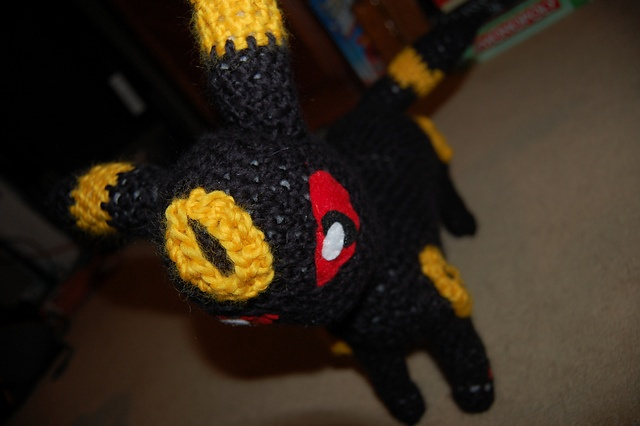 Baby Umbreon Amigurumi : 21 best images about Umbreon on Pinterest Toys & games ...