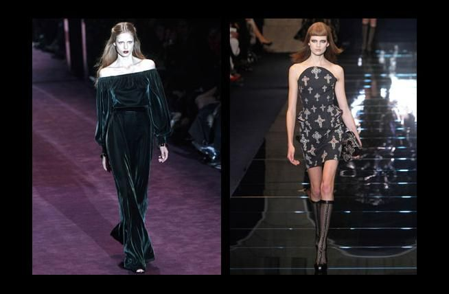 Moda gótica, la tendencia del momento