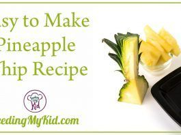 Disney Dole Whip Copycat: Easy to Make Pineapple Whip Recipe