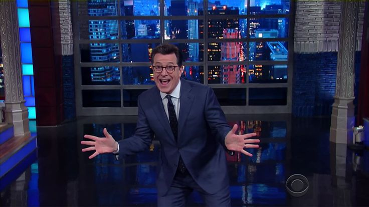 TV Ratings: Colbert Nabs Biggest Audience Victory Since Premiere Week Narrows Demo Gap CBS' 'Late Show' host outperformed NBC's Jimmy Fallon by an average 400000 viewers in his ninth consecutive weekly win.  read more