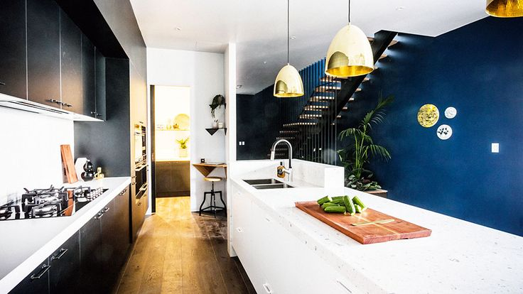 In Pictures: Michael + Carlene's 'almost perfect' kitchen | The Block Glasshouse | 9jumpin