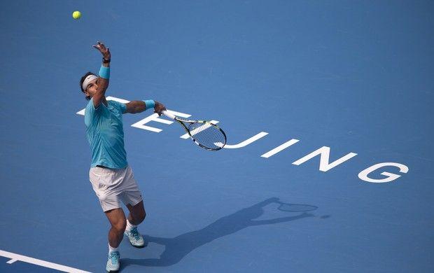 Rafael Nadal, ATP de Pequim - AP (Foto: AP)