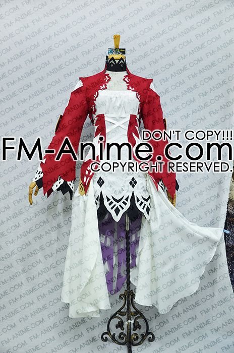 Tales of Zestiria (series) Lailah Cosplay Costume - Tales series - Costumes - Cosplay