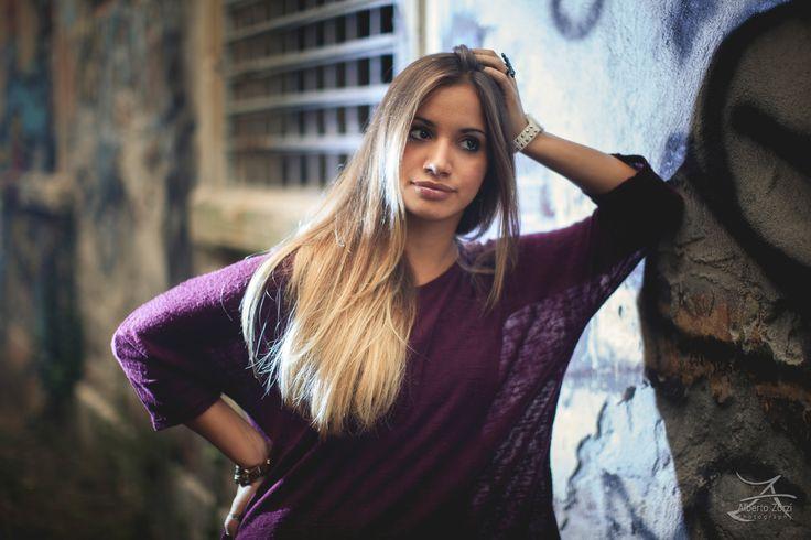 #photo #portrait #underground #italy #girl