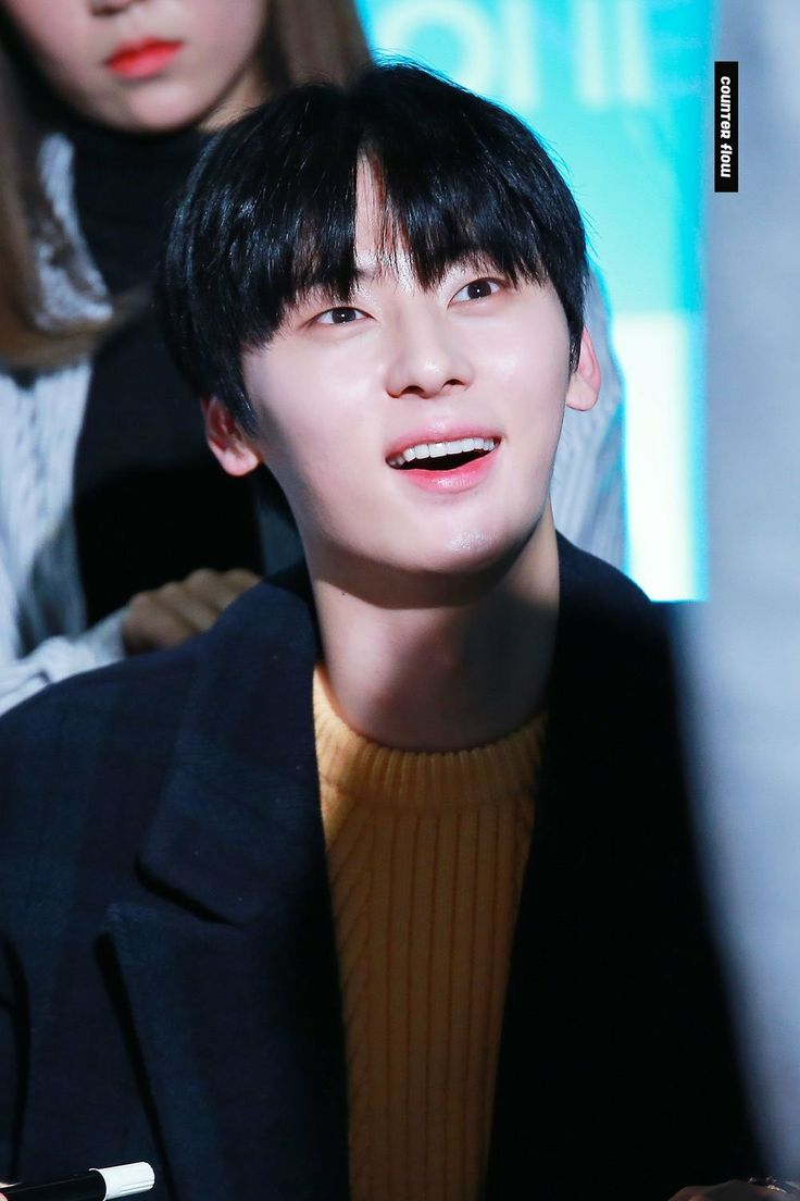 Hwang Minhyun @Clean Perfume 061217 Fansign Event #WannaOne #워너원