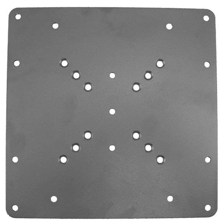 Arrowmounts Vesa Conversion Plate for up to 200 x 200 Vesa Wall Mounts AM-201C