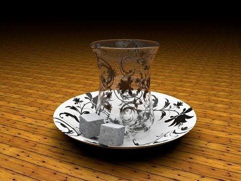 Все видеокурсы Студии F3D по 3D графике и видеомонтажу http://f3dstudiya.ru/f3dschool/courses/ создание чайного стакана в cinema 4d r13 для новичков и начина...