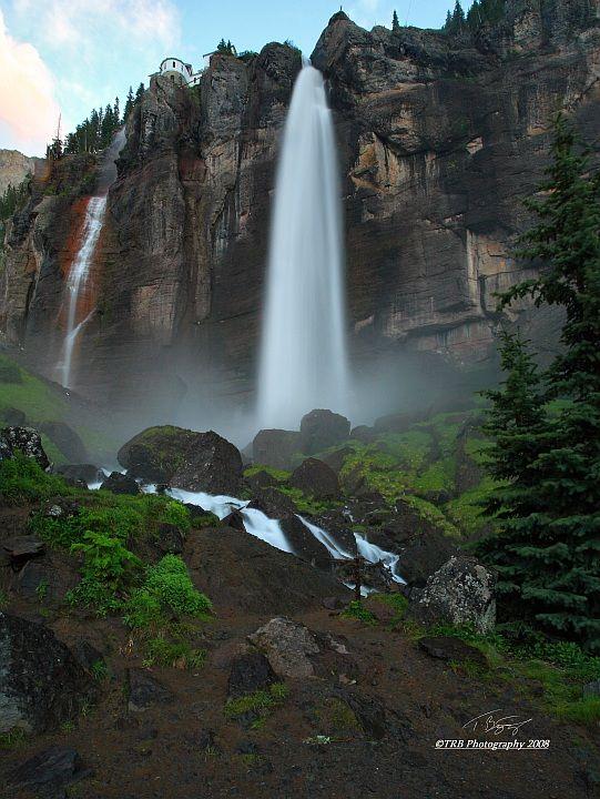✯ Bridal Veil Falls
