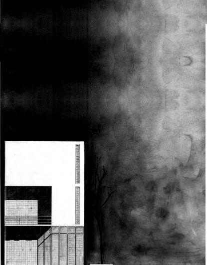 Project 130 m2 dwelling Unit (elevation)  Rami Alotaibi