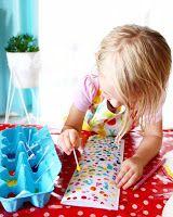 Πηγές του κόσμου art & craft: Θα εκπλαγείτε με τι μπορεί να φτιάξει το μικρό σας...
