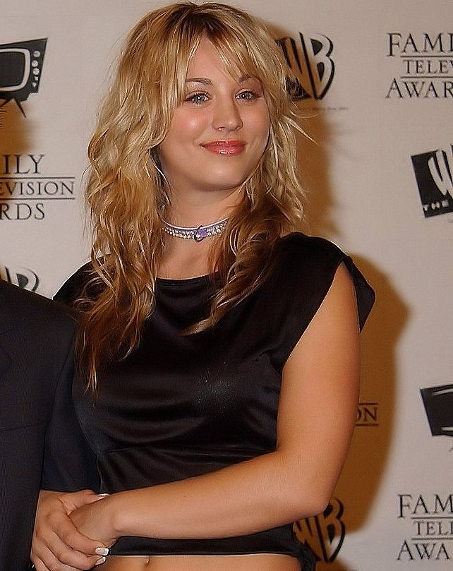 Kaley Cuoco - 5th Annual Family Television Awards - August 14th - 2003
