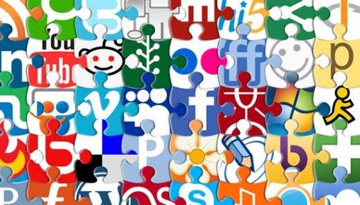 I 5 social network del 2012