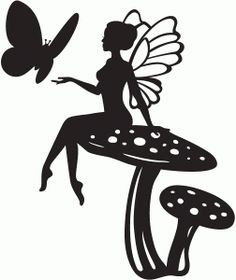 The 25 Best Fairy Templates Ideas On Pinterest Silhouette Stencil And Jars