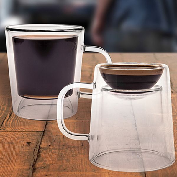 double shot glass coffee mug boyfriend gift ideas. Black Bedroom Furniture Sets. Home Design Ideas