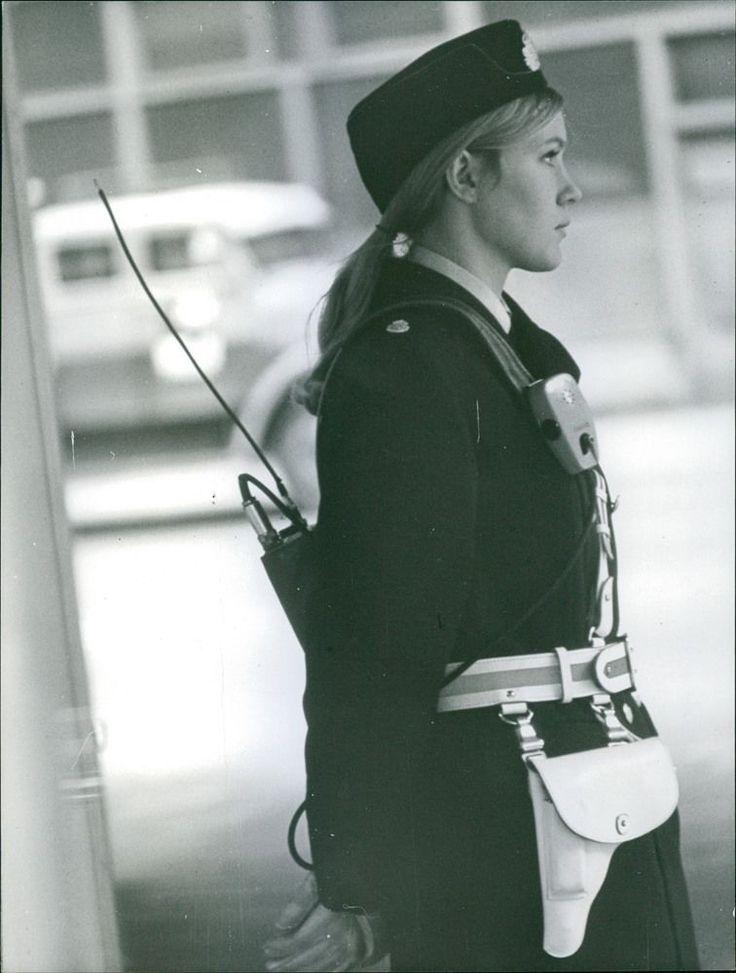 Swedish Police Woman (1970s)