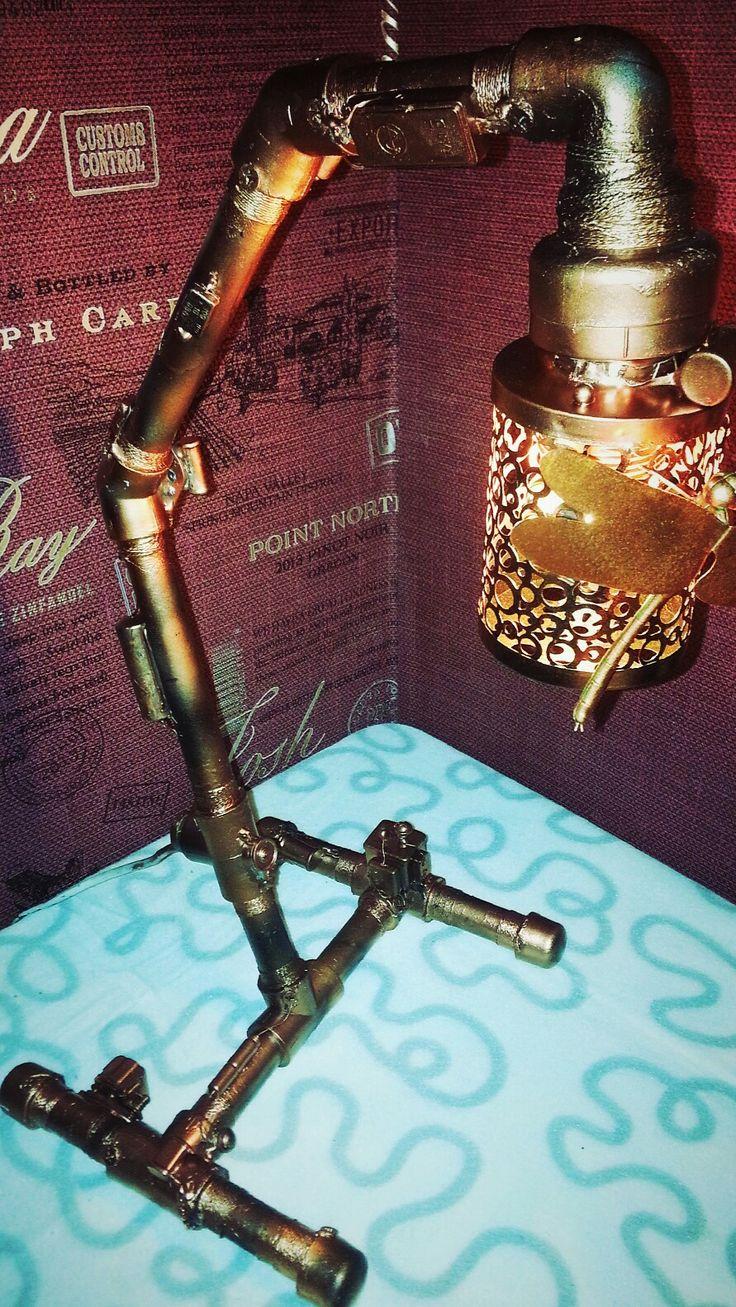 Настольная лампа 💡