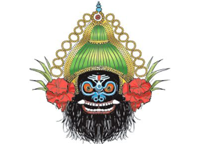 An artist from the remote Ayodhya hills in Purulia is coming to Mumbai to share tips on the art of making traditional Chhau masks