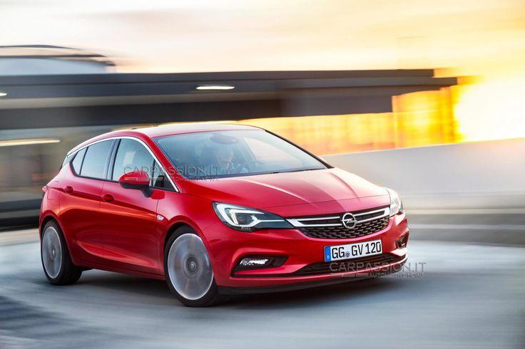 Recap - Not-for-India 2016 #Opel #Astra leaked ahead of Frankfurt Motor Show – IAB Report -