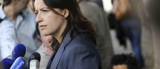 """Cécile Duflot : """"Je ne démissionnerai ni du gouvernement ni d'EELV"""""""