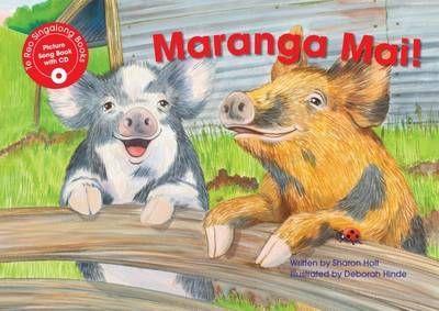 Maranga+Mai!+(Te+Reo+Singalong+with+CD+#1)