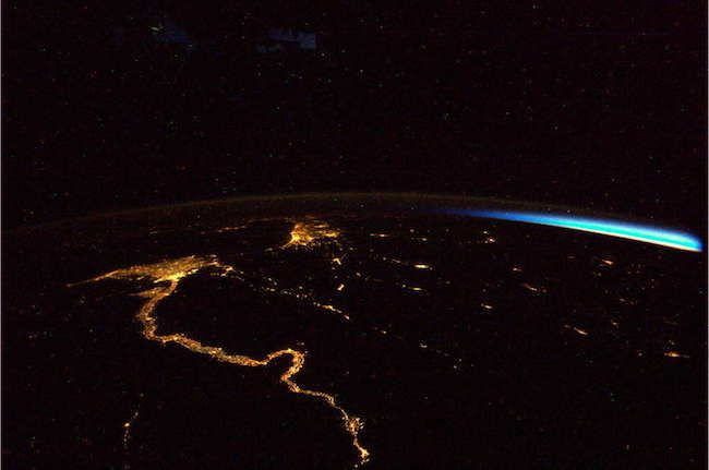 The Middle East 30 Stunning Pictures Of Earth Taken From Space • Page 4 of 6 • BoredBug