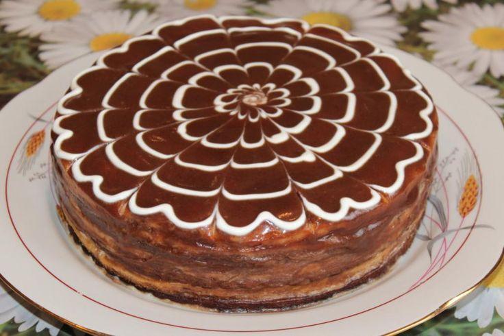 Рецепт шахматный пирог