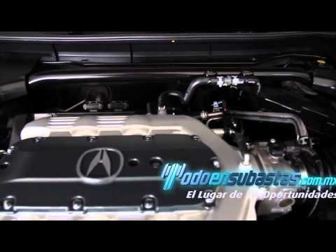 Acura-TSX-V6-Automático-A/A-2010-Subasta Presencial 7 de Junio 2013