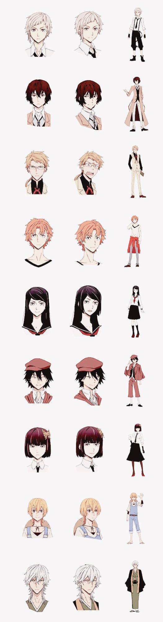Bungou Stray Dogs | Armed Detective Agency