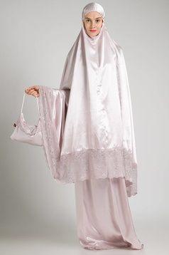 Mukena Classic Dusty Pink
