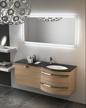 GB Bathroom Vanities   Latitude Collection   Modern   Bathroom Vanities And  Sink Consoles   San