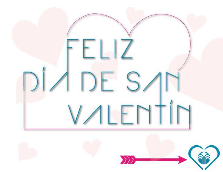 Feliz San Valentin <3
