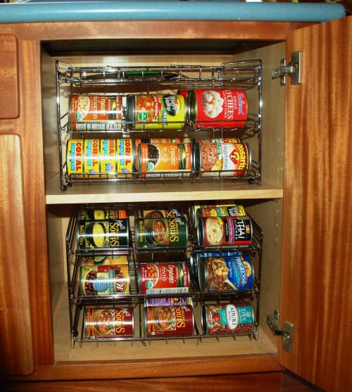 31 best images about cantry solutions on pinterest for Food storage ideas for small kitchen