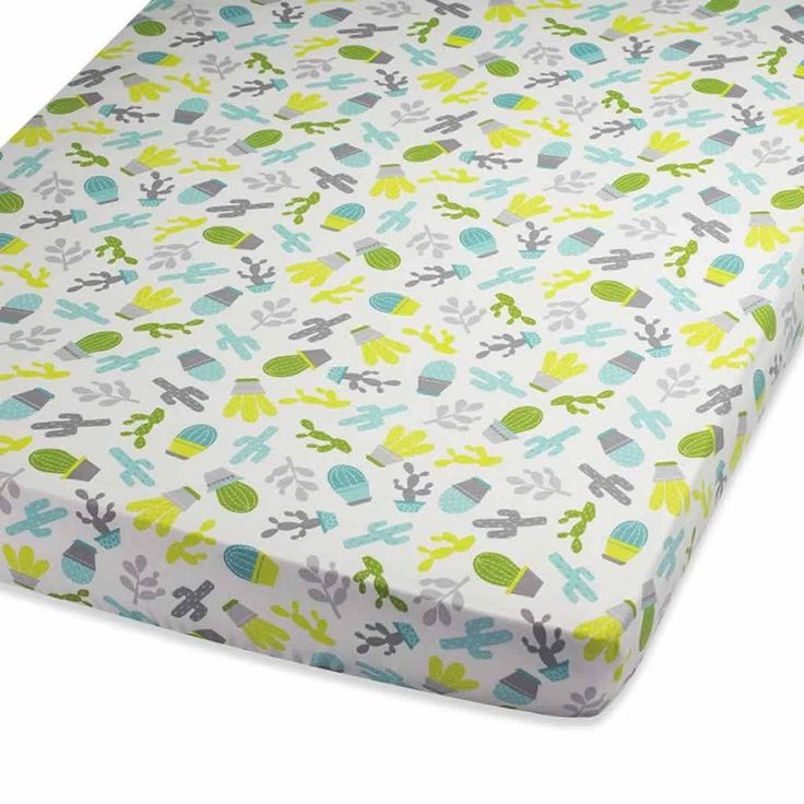 SnuzPod Cot/Cot Bed Sheet - Rootin' Tootin' - Sheets & Bedding - Natural Baby Shower