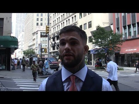 Cody Garbrandt Says Dominick Cruz Isn't A 'Real Fighter'