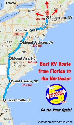 28 Best Snowbird Rv Route Maps Images On Pinterest Cards