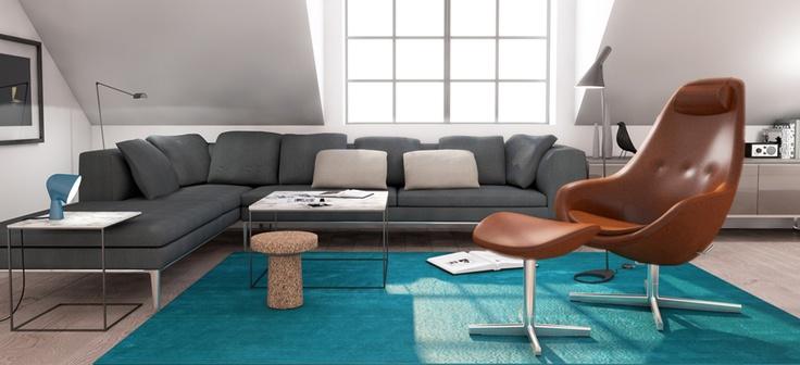 De nieuwe stoel van Varier De kokon verkrijgbaar bij Snip Wonen + te Groningen