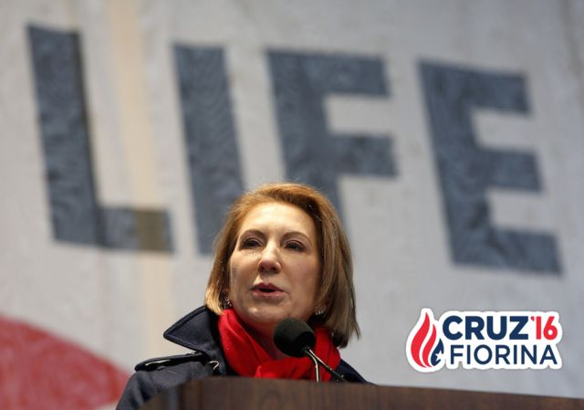 BREAKING: polls among preborn Americans show overwhelming support for the Ted Cruz and Carly Fiorina presidential ticket. 100% of respondents indicated that this choice represents their best chance at a live birth. Take a stand for life. No other issue even comes close.