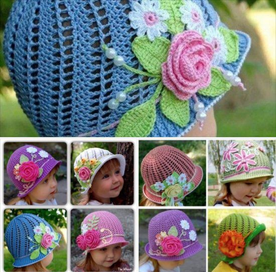 Crochet Cloche Hats The Best Free Collection Free ...