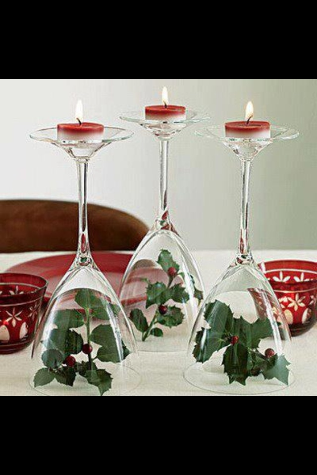 Nice Table accent for any holiday...i.e., Hearts for valentines, leaves or fall colors for Thanksgiving, spiders for Halloween..etc.  =)