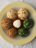 ... The Elegant & Lazy | Easy Hors D'oeuvres, Cheese Ball and Goat Ch...