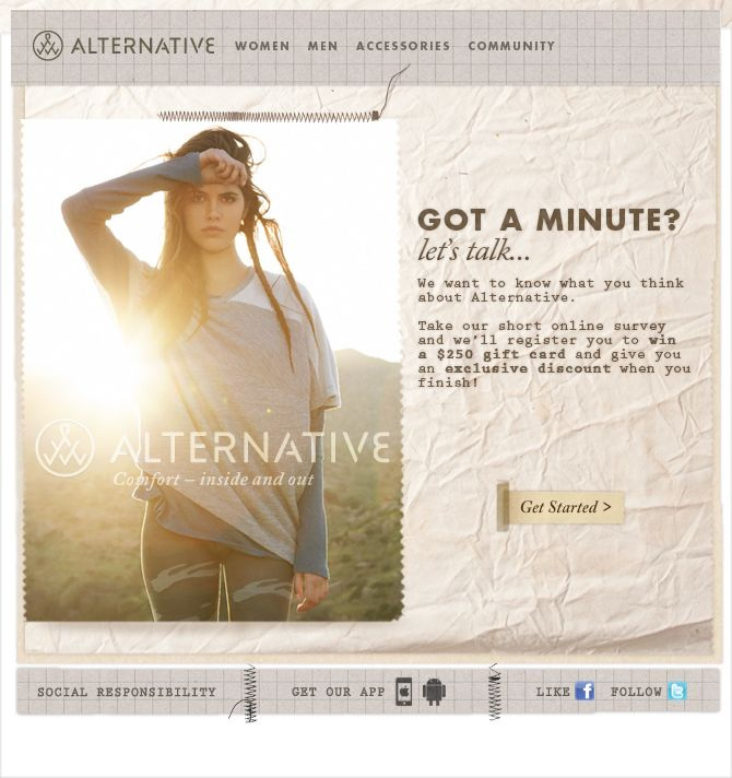 49 Best Survey Invites Images On Pinterest | Email Design, Email