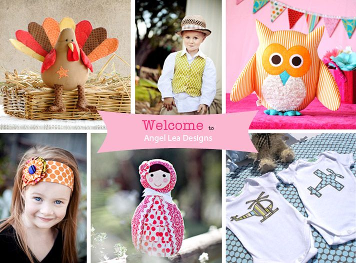 Welcome to Angel Lea Designs