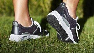 Finally! An orthopedic-feeling shoe -- that doesn't look like one.