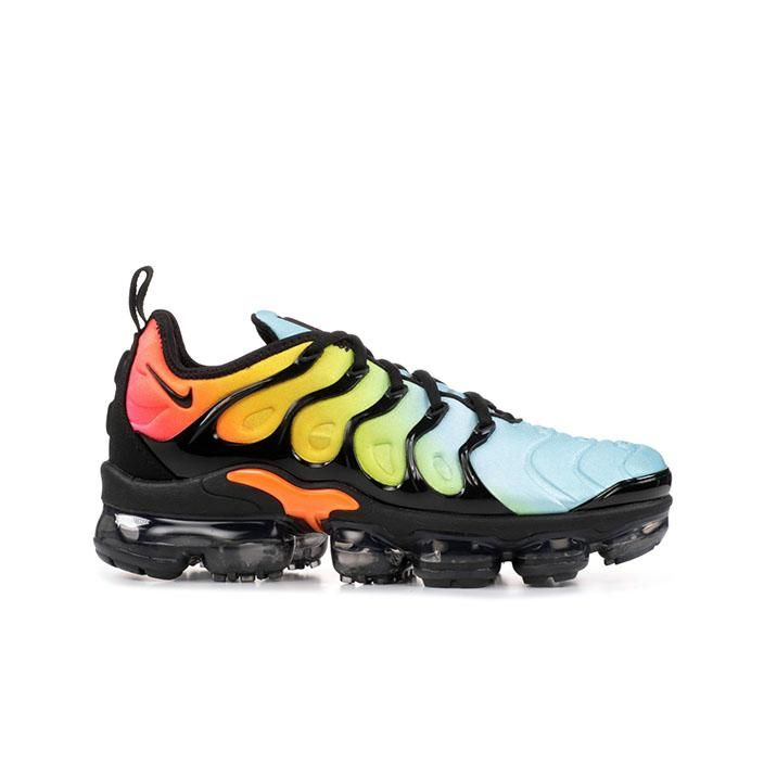 a128c1a4fa932 The Nike Vapormax Plus is a hybrid sneaker that pairs the Nike Air Max Plus  upper with a Nike Vapormax cushioning unit. The Vapormax Plus originally ...