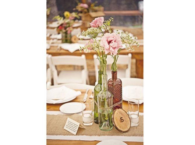 50 idées déco pour une table de mariage