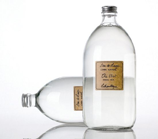 Make Your Own Scented Linen Spray - One Good Thing by Jillee