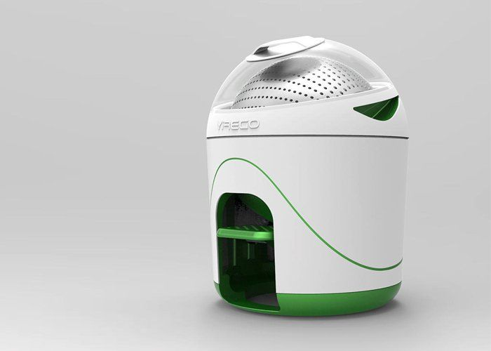 No Electricity Required - Yirego Drumi Washing Machine