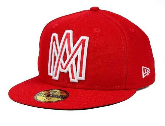 Aguilas De Mexicali 59Fifty Fitted Baseball Cap by NEW ERA