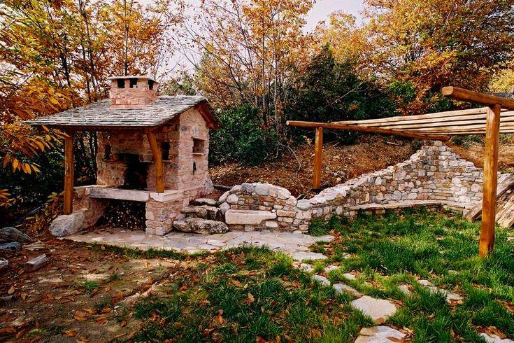 Philippitzis & associates » Blog Archive » Εξοχική κατοικία – Μηλιές