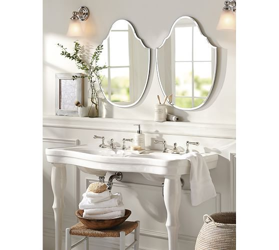 Cute Mirror For Cooper S Bathroom Piper Frameless